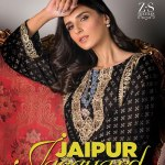 Jaipur Jacquard Embroidered Collection Vol 2 2019